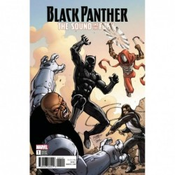 BLACK PANTHER SOUND AND...