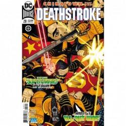 DEATHSTROKE - 28