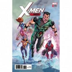 X-MEN RED - 1 LIEFELD VAR LEG