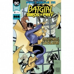 BATGIRL AND THE BIRDS OF...