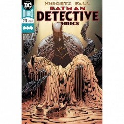 DETECTIVE COMICS -974