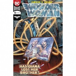 WONDER WOMAN -40