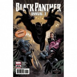 BLACK PANTHER ANNUAL -1 LEG