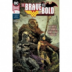 BRAVE & THE BOLD BATMAN &...