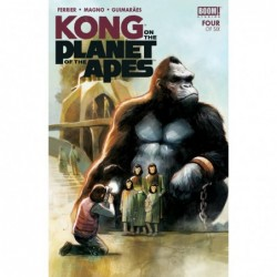 KONG ON PLANET OF APES -4