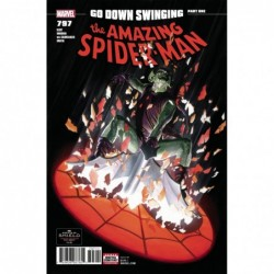 AMAZING SPIDER-MAN 797 LEG