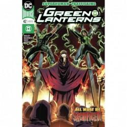 GREEN LANTERNS 42