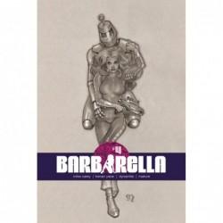 BARBARELLA -4 CVR F 10 COPY...