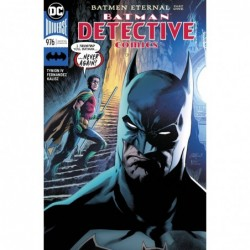 DETECTIVE COMICS -976