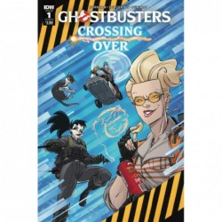 GHOSTBUSTERS CROSSING OVER...