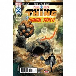 MARVEL TWO-IN-ONE -2 2ND...