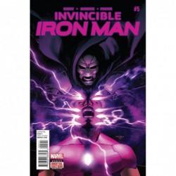 INVINCIBLE IRON MAN -5