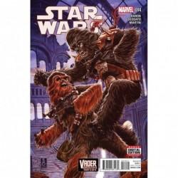 STAR WARS -14 (VADER DOWN,...