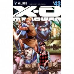 X-O MANOWAR -43 CVR A...