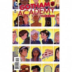 GOTHAM ACADEMY -14