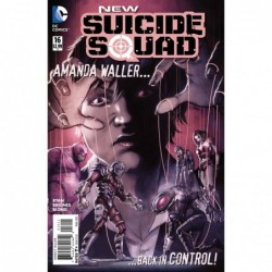 NEW SUICIDE SQUAD -16