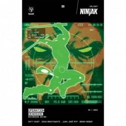NINJAK -11 CVR A KANO