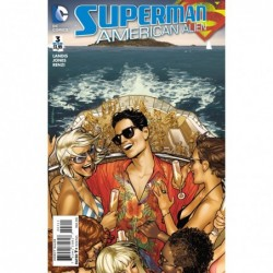 SUPERMAN AMERICAN ALIEN -3...