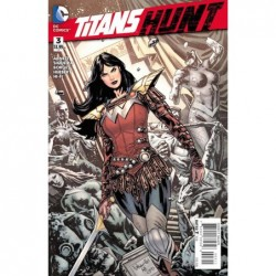 TITANS HUNT -3 (OF 12)
