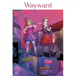WAYWARD -13 CVR A CUMMINGS...