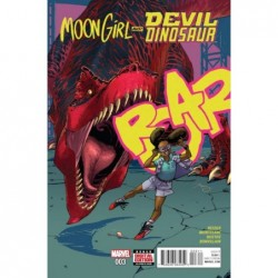 MOON GIRL AND DEVIL...