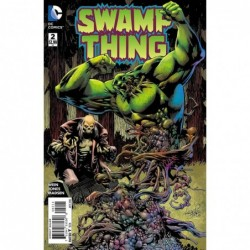 SWAMP THING -2 (OF 6)