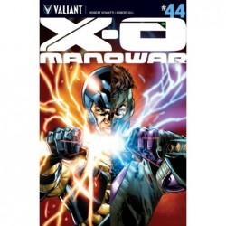 X-O MANOWAR -44 CVR A JIMENEZ