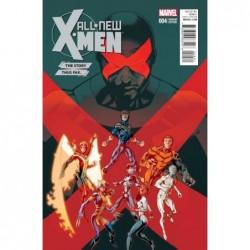 ALL NEW X-MEN -4 BAGLEY...