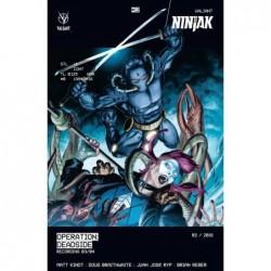 NINJAK -12 CVR A BRAITHWAITE
