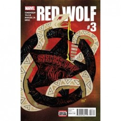 RED WOLF -3