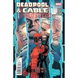 DEADPOOL AND CABLE SPLIT...