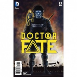 DOCTOR FATE -9