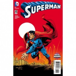 SUPERMAN -49 NEAL ADAMS VAR ED