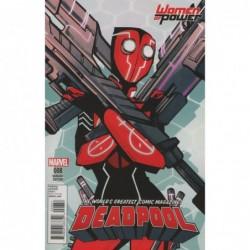 DEADPOOL -8 COVER D VARIANT...