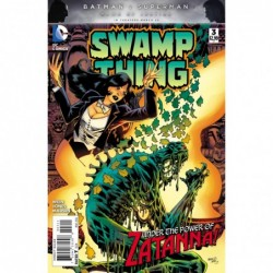 SWAMP THING -3 (OF 6)
