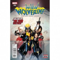 ALL NEW WOLVERINE -6