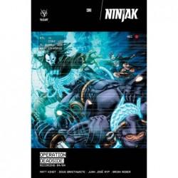 NINJAK -13 CVR A BRAITHWAITE