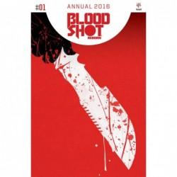 BLOODSHOT REBORN ANNUAL...