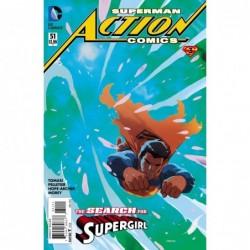 ACTION COMICS -51 (SUPER...