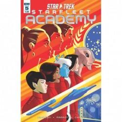 STAR TREK STARFLEET ACADEMY...