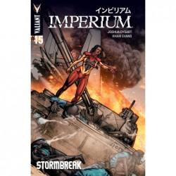 IMPERIUM -15 CVR A EVANS