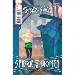 SPIDER-GWEN -8 SWO