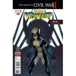 ALL NEW WOLVERINE -8 RCW2