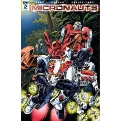 MICRONAUTS -2 10 COPY INCV