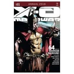 X-O MANOWAR ANNUAL 2016 -1...