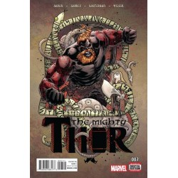 MIGHTY THOR -7