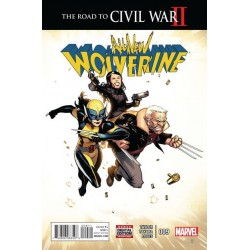 ALL NEW WOLVERINE -9 RCW2