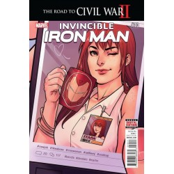INVINCIBLE IRON MAN -10 RCW2