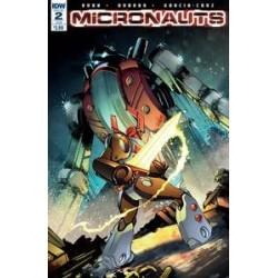 MICRONAUTS -2 SUBSCRIPTION...