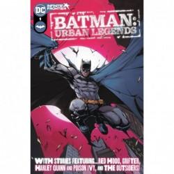 BATMAN URBAN LEGENDS -1 CVR...